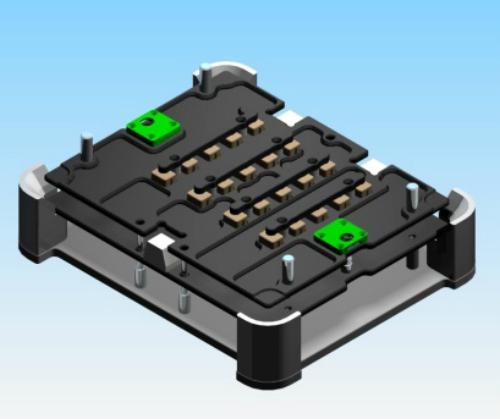 SUB- Precision Tooling And Fixture I