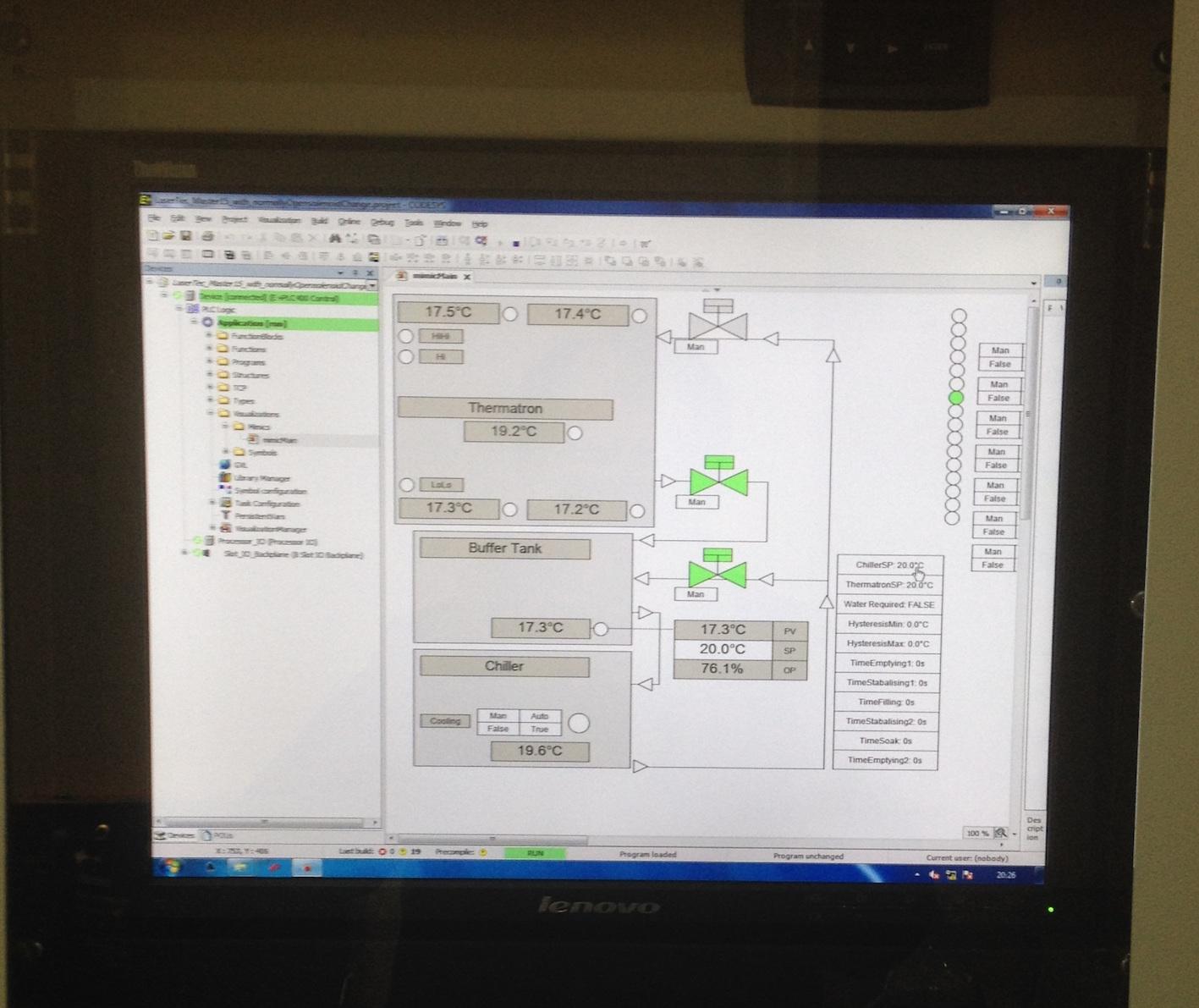 PLC+control